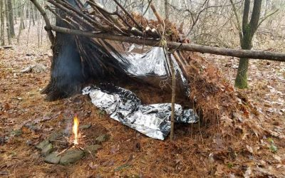 How to Find a Natural Shelter for Survival